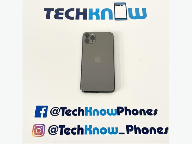 Apple iPhone 11 Pro Max 64GB unlocked Grey £449.99