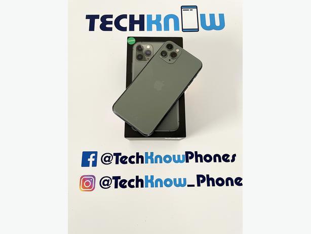 Apple iPhone 11 Pro 64GB unlocked (Green) £399.99