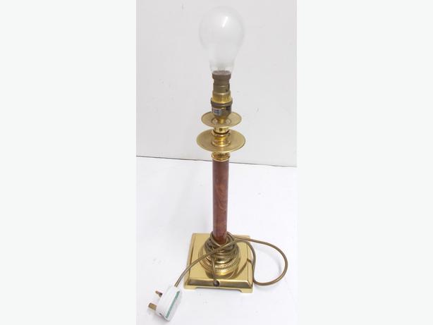 Quality Brassware Lamp Base