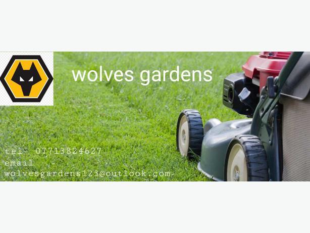 wolves gardens ltd
