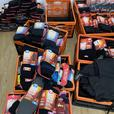 Wholesale Job Lot of Winter Items Thermal Tights Gloves Socks Hats 400 Items