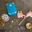 our generation ice cream truck and diner and big tent plus accessories