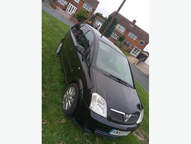 Vauxhall meriva 1'7 cdti may swap