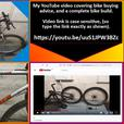 Explorer Mountain Bike. 15 speed. 26 inch wheels.