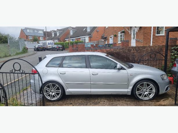 WANTED: audi a3 2010 front end