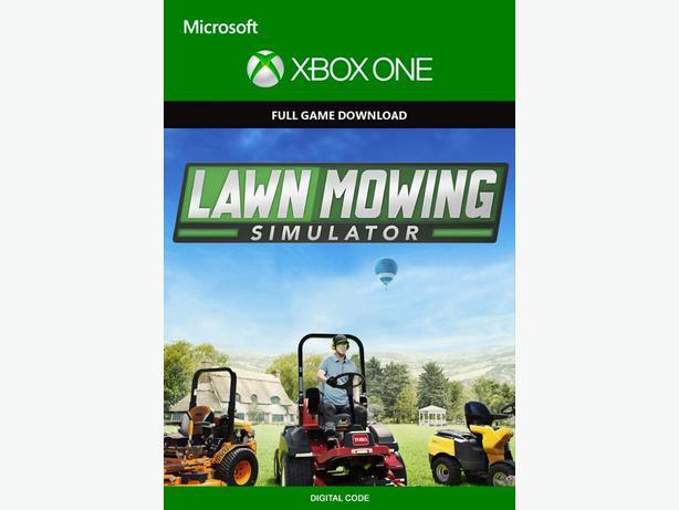 Lawn Mowing Simulator Xbox Series X S