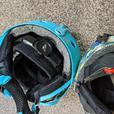 ski snowboard helmets xs/s & s/m