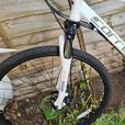 "Carrera Crossfire 2 mens hybrid bike 21"""