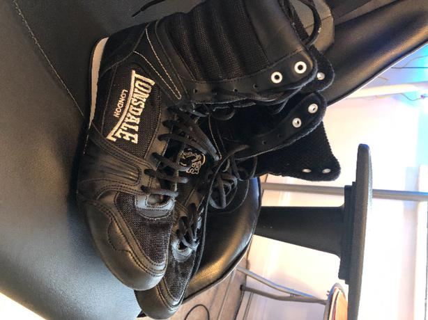 Londsale boxing boots