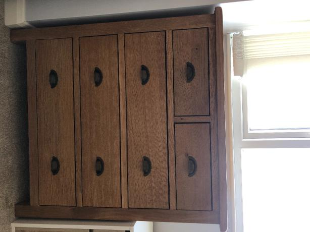 Oak Chest of Drawers. Excellent Condition. £60