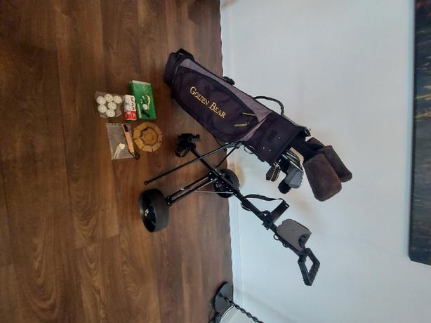 Jack Nicklaus Golden Bear Full Set of golf clubs