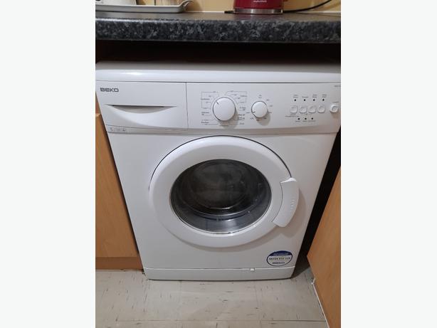 becko 5kg 1200 spin washer