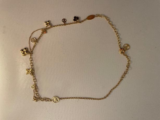 LV Necklace - Blooming Supple