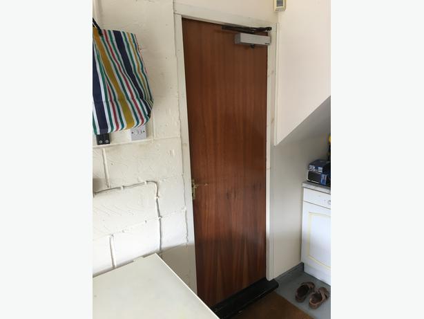 Solid hardwood doors £30 each