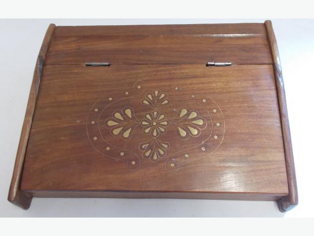 Miniature Wooden Storage Compartment