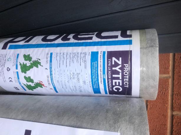 protect zytec type LR roof underlay