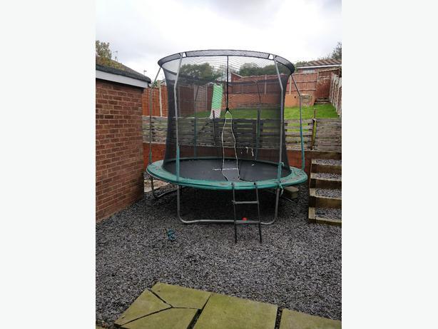 trampoline techsport