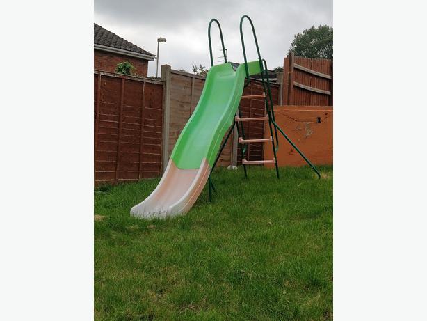 childrens toy slide