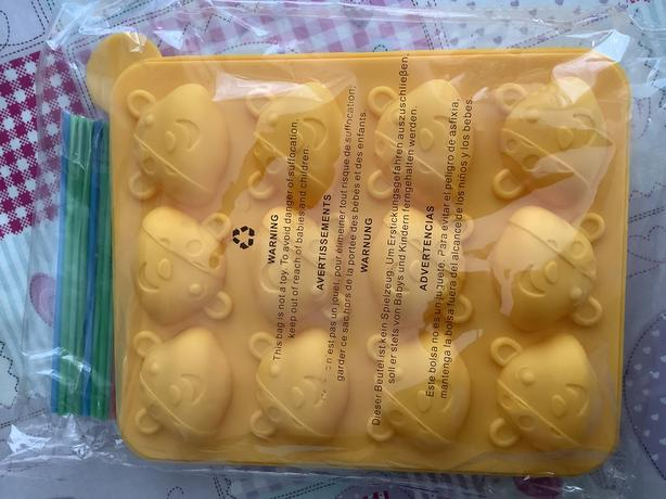 Pudsey Cake Pop Mould X 2
