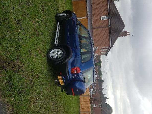 Toyota rav4  xt3 2005