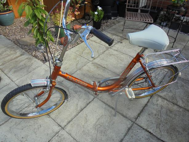 Bicycle / Cycle Classic / Vintage 'Kalkhoff' 1970's Folding Bike.