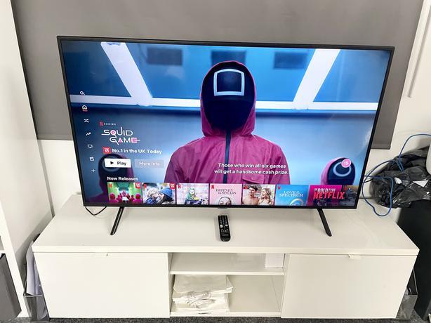 Samsung 55 Inch 4K TV Great Condition £349.99
