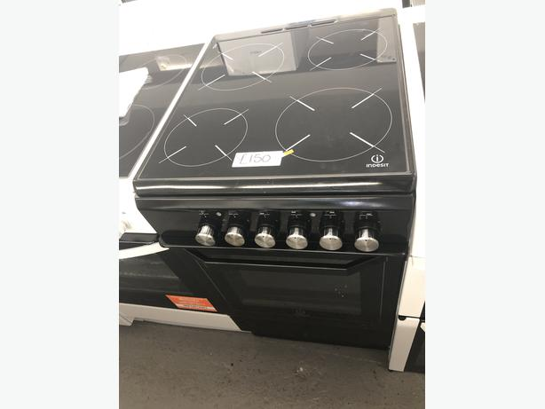🟩🟩PLANET🌎APPLIANCE🟩🟩 INDESIT 50CM ELECTRIC COOKER/OVEN WITH GUARANTEE