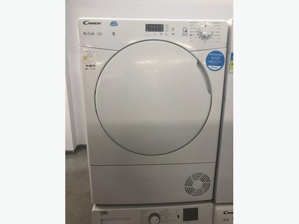 🟩🟩PLANET🌎APPLIANCE🟩🟩 CANDY 8KG DRYER WITH GUARANTEE