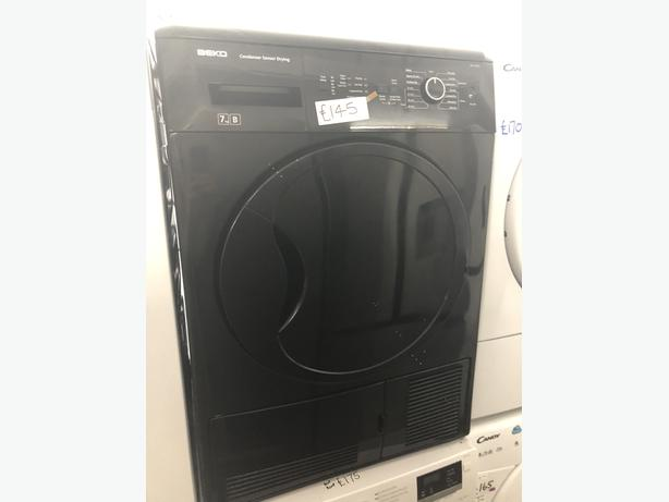 🟩🟩PLANET🌎APPLIANCE🟩🟩 BEKO 7KG DRYER WITH GUARANTEE