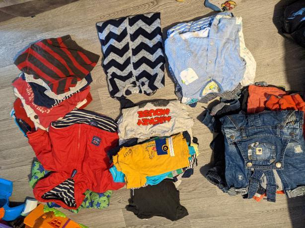 huge 9-12 month boys bundle