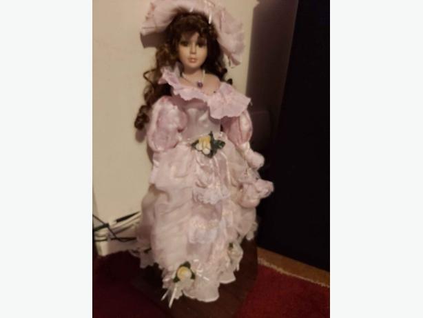 Porcelain Doll No longer needed