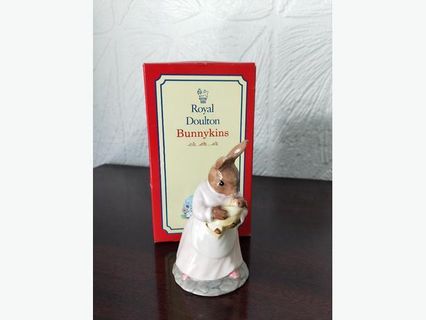 Royal Doulton Bunny Kins collection