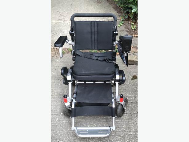 Foldalite  Wheelchair