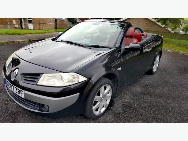 Renault Megan 1.6Petrol 2007 mot March 2022 VGC in & out  may px cash either way