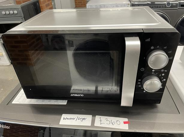 🟩🟩PLANET🌎APPLIANCE🟩🟩 AMBIANO MICROWAVE WITH GUARANTEE