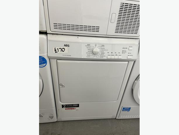 🟩🟩PLANET🌎APPLIANCE🟩🟩 AEG 7KG VENTED DRYER WITH GUARANTEE