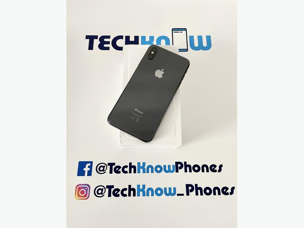 Apple iPhone XS Max 64Gb unlocked Refurb £279.99