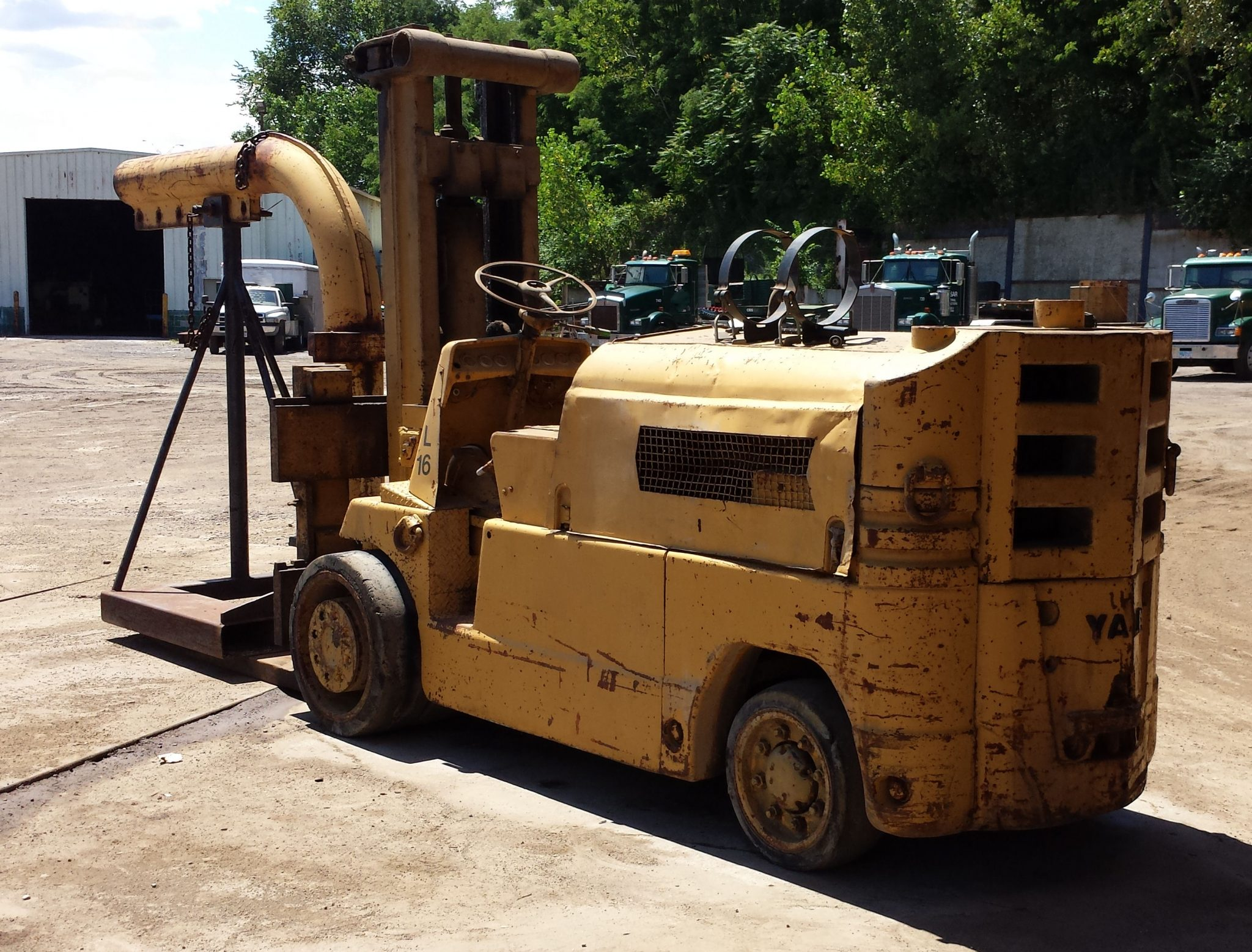 Affordable machinery used forklifts for sale page 5 of 12 for Used tow motors for sale