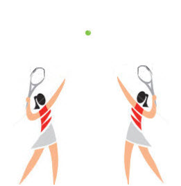 Crossed Tennis Racket Clipart Preppy Double Green Tennis - Tennis Racket Clip  Art - Free Transparent PNG Clipart Images Download