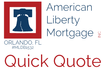 Mortgage Quote Prepossessing Quick Quote  American Liberty Mortgage Inc Orlando Florida