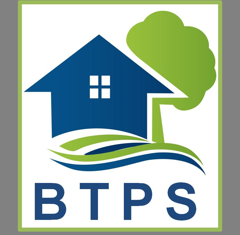 BTPS Logo - Badge