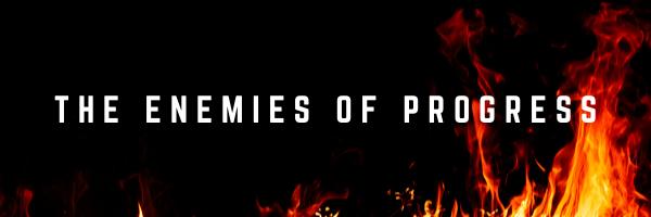 ENEMIES OF PROGRESS prophet climate