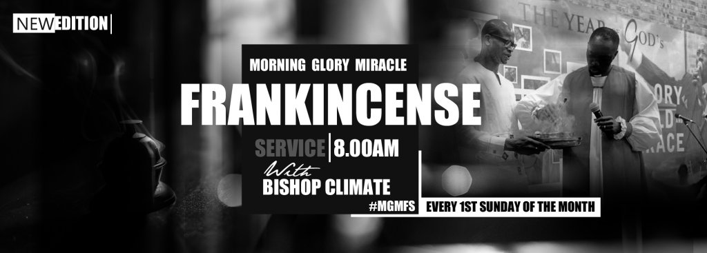 Miracle Frankincense Service