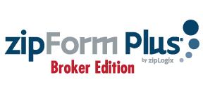 zipForm® Plus Broker Edition