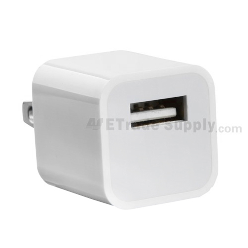 For Apple iPhone Series Charger (US Plug,5W) - Grade S+
