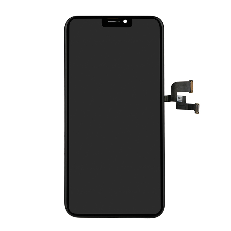 For Apple iPhone X LCD Screen and Digitizer Assembly with Frame Replacement - Black - Grade S