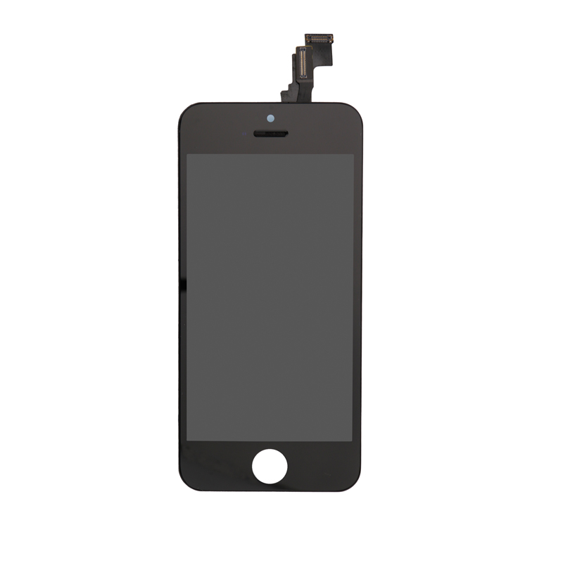 iphone 5c black screen iphone 5s or 5c screen repair guide 4314