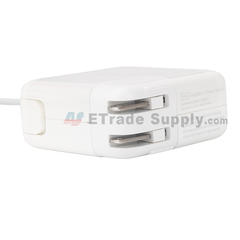 For Apple Macbook Magsafe 1 Power Adapter Replacement (US Plug,85W) - Grade R