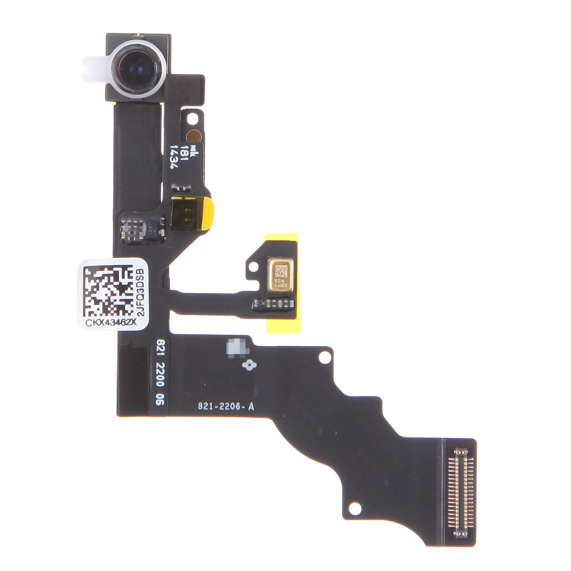 For Apple iPhone 6 Plus Sensor Flex Cable Ribbon with Front Facing Camera Replacement - Grade S+