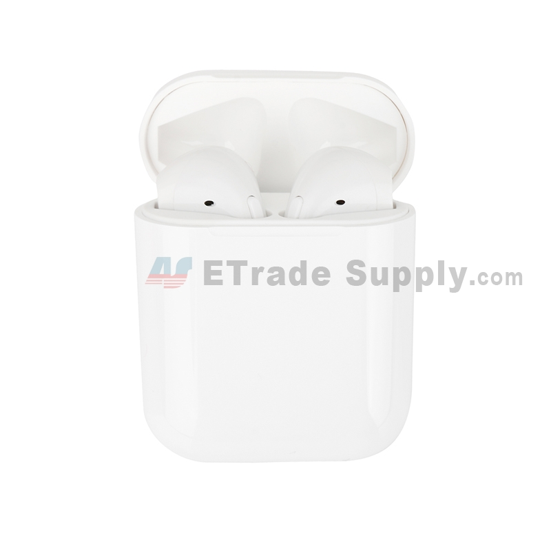 For Air Plus Wireless Bluetooth Earpiece - White - Grade R